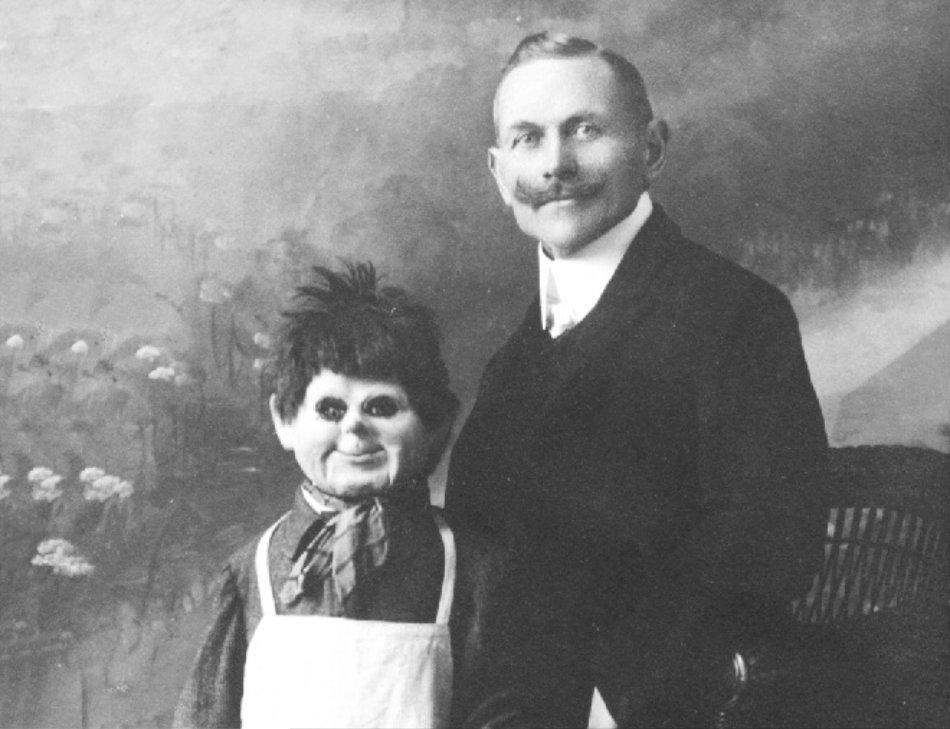 Edgar y Charlie
