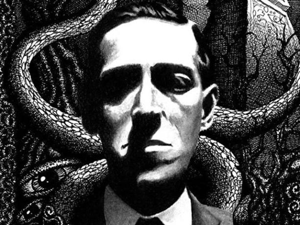 La sombra fuera del tiempo (Providence) | El Club de los