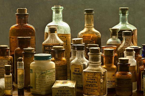 Elixires del Dr. Git