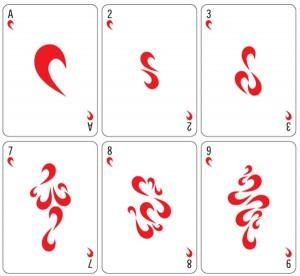 Diseño de una baraja de poker