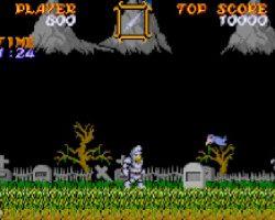Ghosts'n Goblins (GBA)