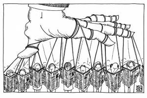 La manipulación de los medios