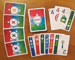 Glyph, otro sistema de juego con cartas