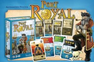 Port Royal (modo en solitario)