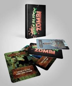 Apocalipsis Zombi: Héroes Protagonistas