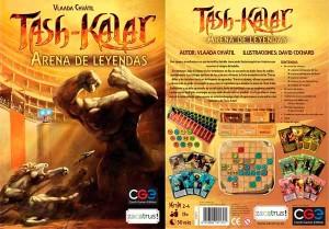 Tash-Kalar: Arena de Leyendas (reseña)