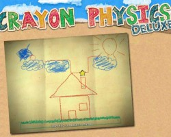 Crayon Physics Deluxe (android)