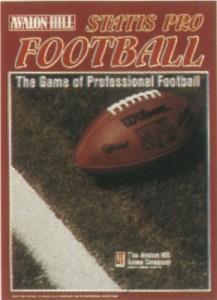 Statis Pro Football
