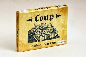 Coup – Ciudad Corrupta, por Zacatrus! (reseña)