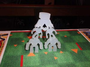 ROBOSOCCER. Robots con alma abstracta
