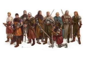 Caballeros Aventureros: Habilidades