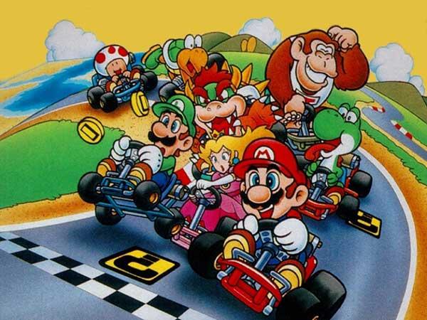 359 Mario Kart Racing Diario De Wkr