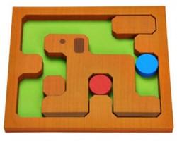 Puzzle Deslizante (Perro)