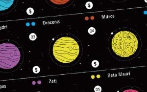 Star Conquest, rediseño space opera