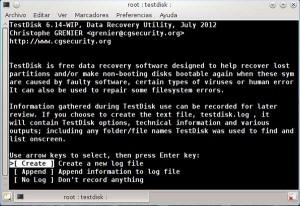 TestDisk, la herramienta-milagro