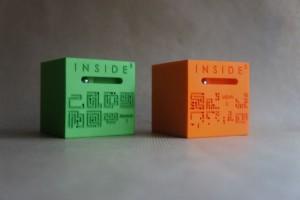 Inside3, el cubo que te absorberá las neuronas