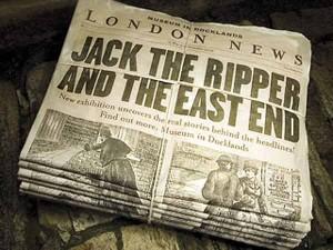Jack el Destripador: Otoño de Terror