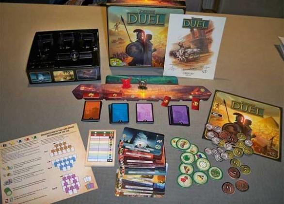 7 Wonders: Duel (mathom)