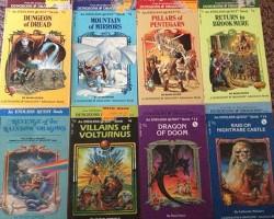 Wizards of the Coast publica de nuevo Endless Quest