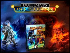 Magic: Jace vs Chandra