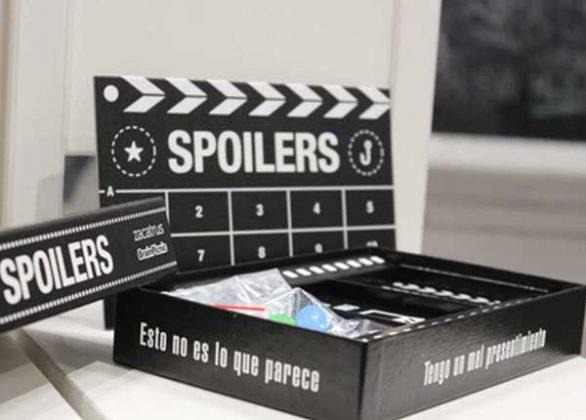 Spoilers (reseña)