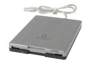 Disquetera Iomega USB