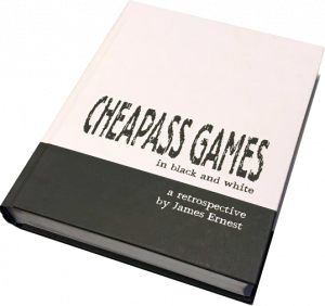 Cheapass Games in Black and White