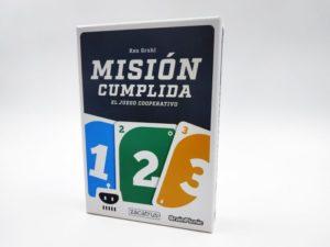 Misión cumplida (reseña)