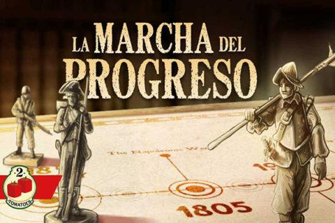 La marcha del progreso (reseña)